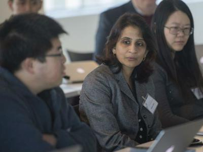 Monisha Ghosh becomes FCC's first female Chief Technology Officer