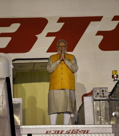 Modi says he is pained by Muslim man's lynching