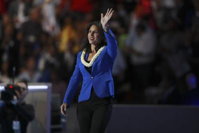 Indian-Americans contribute more money to Tulsi Gabbard over Kamala Harris