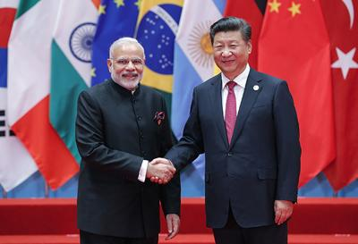 China irks India over Kashmir two days before summit