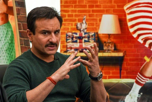 Saif Ali Khan: A star in Bollywood -- and on Netflix