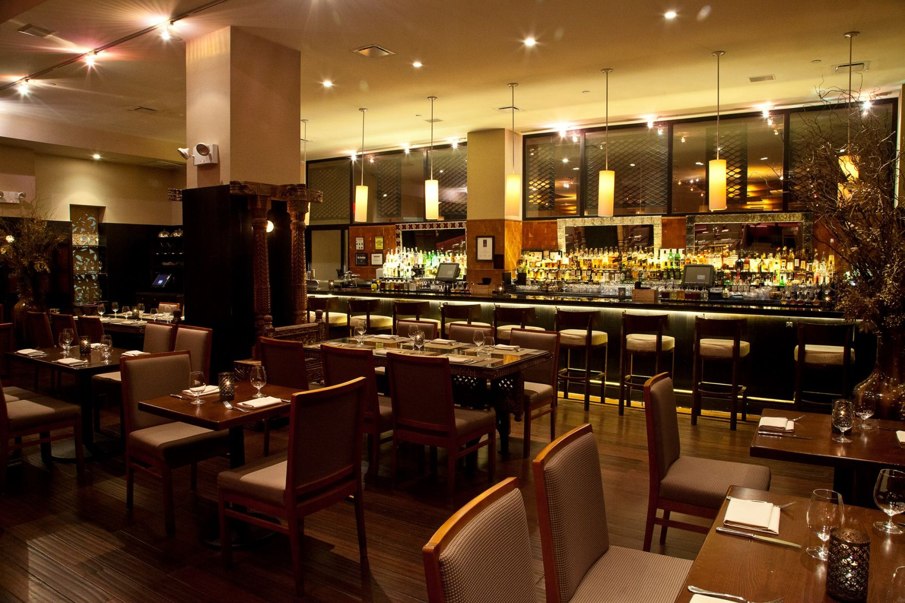 Junoon is New York Citys only Indian restaurant to receive honor