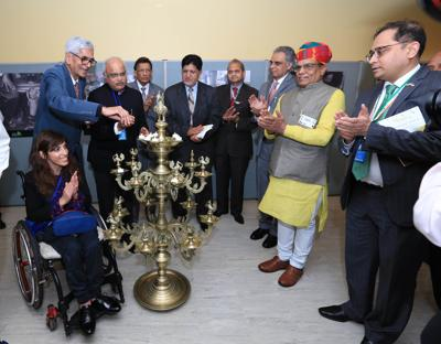 Jaipur Foot heralded for its humanitarian efforts in India and beyond