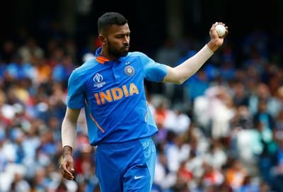Hardik Pandya out of Test series against New Zealand