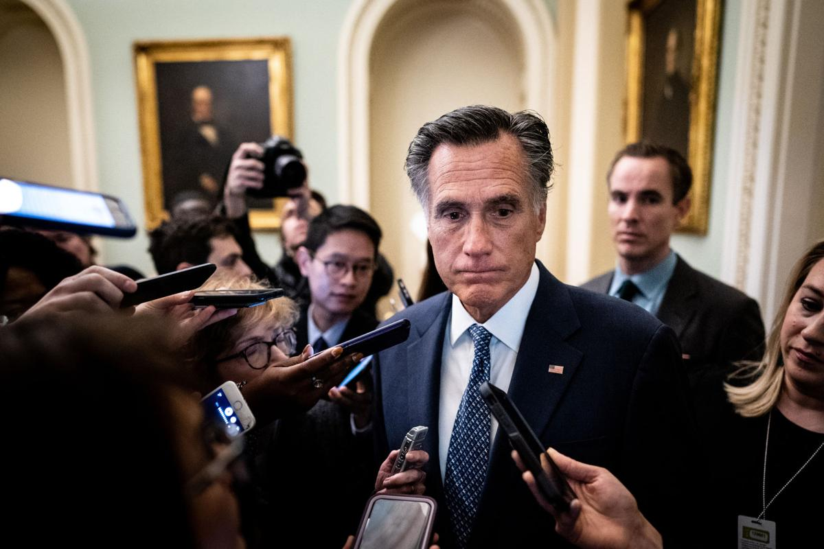Romney's impeachment vote backfires on Utah's 'Green Card Giveaway' push: Breitbart