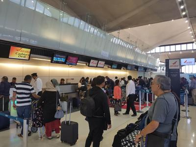 Air India's lower check-in baggage allowance irks passengers at Newark airport