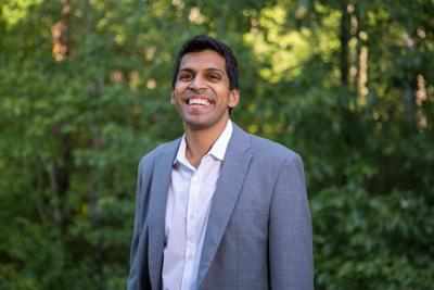 Aaron 'Ronnie' Chatterji is well poised in race for Treasurer of North Carolina