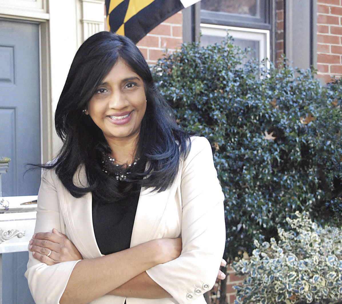 aruna miller talks about her role in maryland's house of delegates