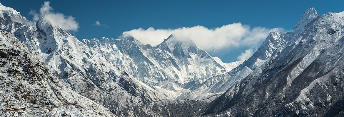 Cross the Himalayas off your bucket list