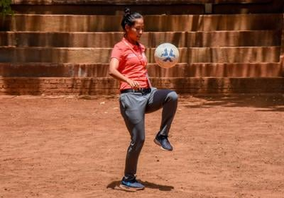 Bala Devi: Gearing up for a fresh challenge on the pitch