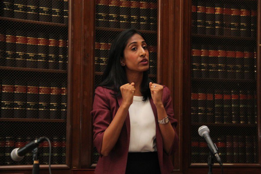 Alka Pradhan v. Gitmo: A human rights lawyer's battle for justice