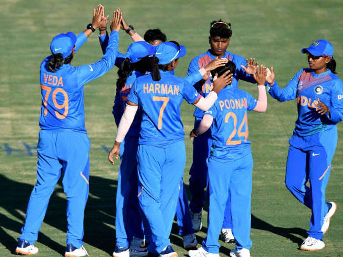 Mind the gender gap: India's women's cricketers bat for higher pay
