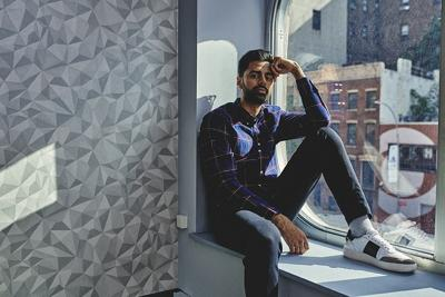 Hasan Minhaj: Getting candid, personal and funny