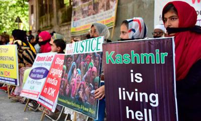 U.S. wants 'rapid' Indian easing of Kashmir restrictions