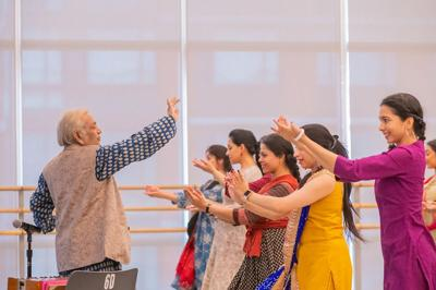 Kathak aficionados, artists learn, share and connect at 3-day festival