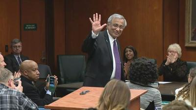 Satish Udpa to the rescue of Michigan State after Larry Nassar sex abuse scandal