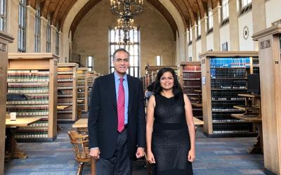 India Law Center launched at Cornell to promote U.S.-India engagement