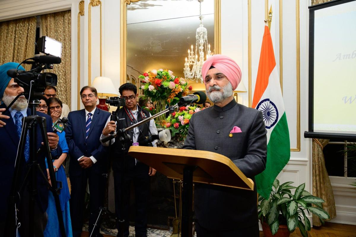 'Sky is the limit for Indo-U.S. ties,' says India's new envoy Sandhu