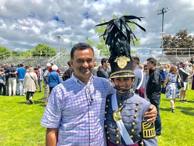 The pride of West Point: Simran Patil joins an elite club of Indian Americans