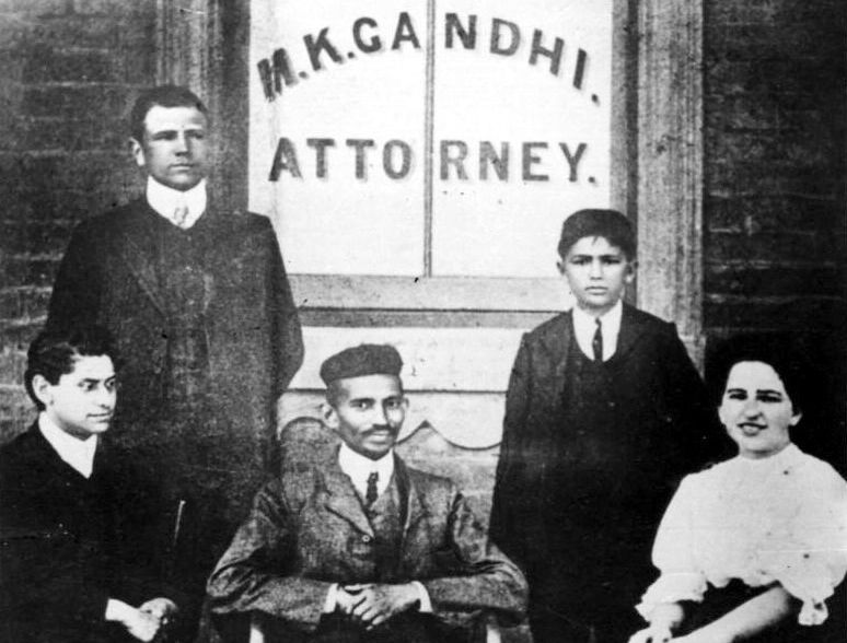 Was Gandhi a racist? Debate over his role in South Africa is reignited