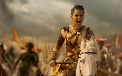 Bollywood epic lauds India's Brit-bashing 'Joan of Arc'