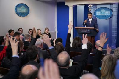 His Master's Voice: Raj Shah is the most visible (and audible) Indian-American