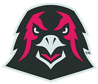 IUP crimson hawks no text