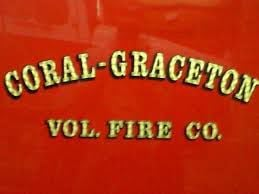 Coral Graceton fire company