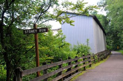 the Hoodlebug Trail