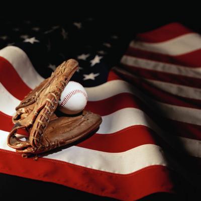 baseball glove flag 04