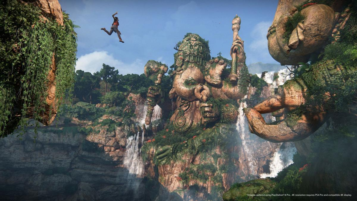 """""""Uncharted: The Lost Legacy"""""""