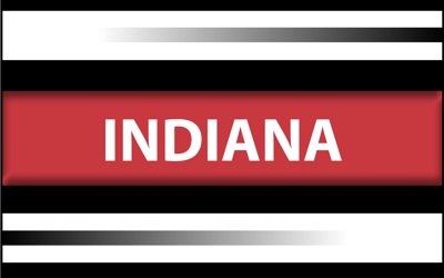 INDIANA name and colors slide
