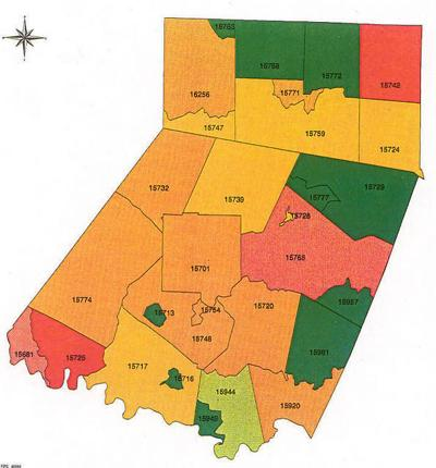 indiana county map 02