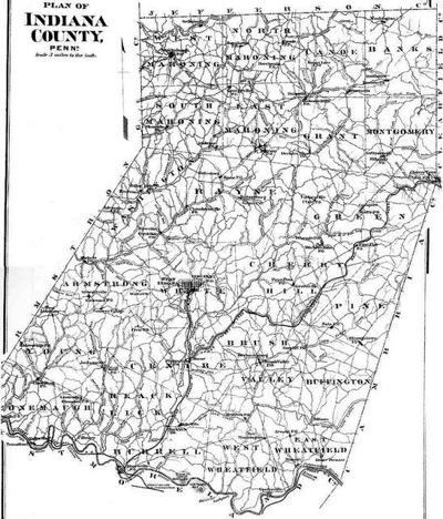 indiana county map 05