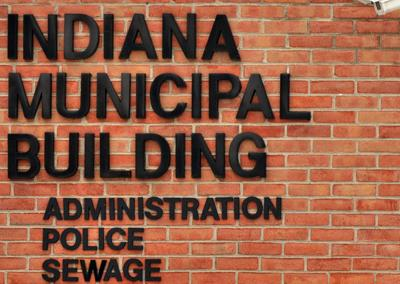 indiana borough bldg sign