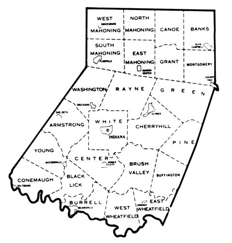indiana county map 08
