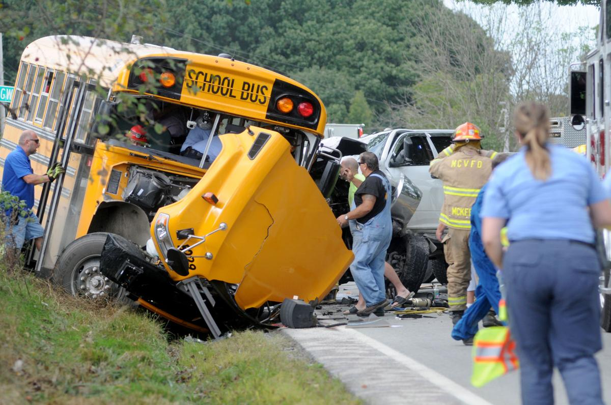 Bus driver killed in wreck on Route 85 | News | indianagazette com