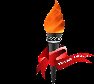 BLAIRSVILLE SALTSBURG district logo