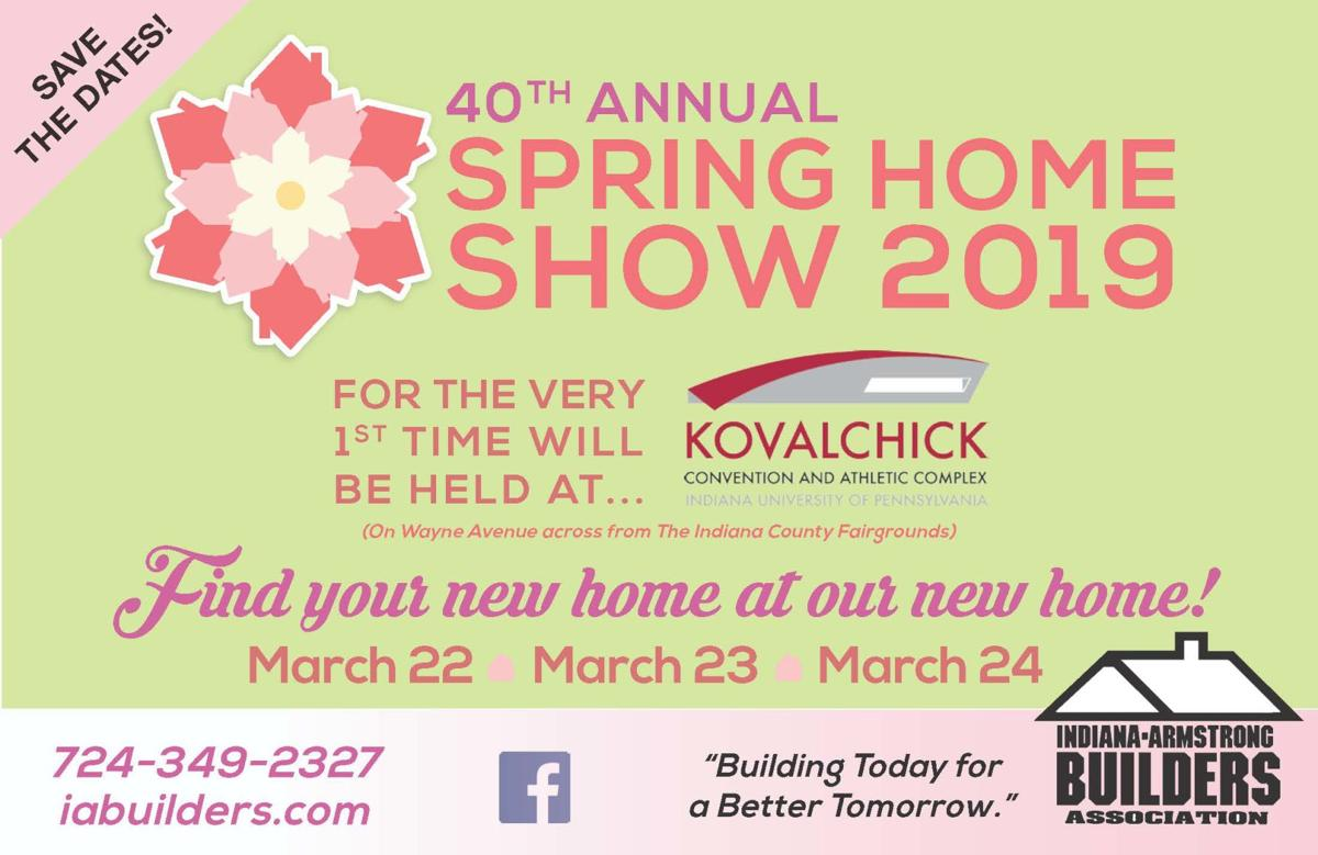 Spring Home Show 2019: March 22 - 24