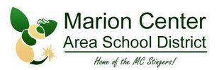 MARION CENTER stingers logo