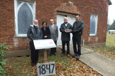 Church preservation award