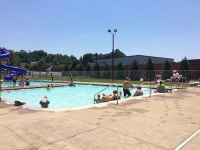Saltsburg pool