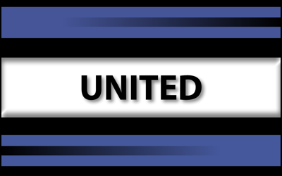 UNITED  name and colors slide