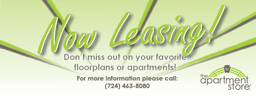 Apartment Store is Now Leasing!