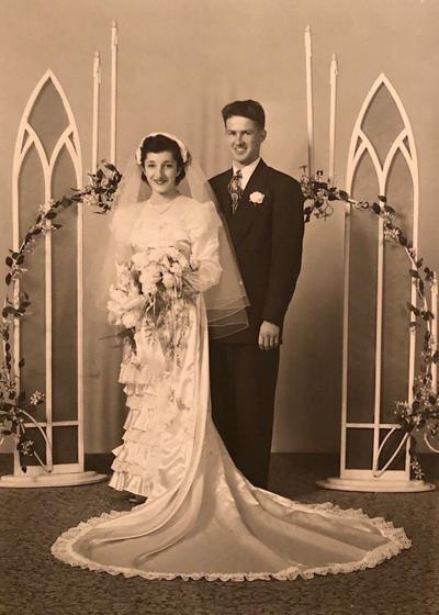 70th Anniversary: John and Mary Vukman