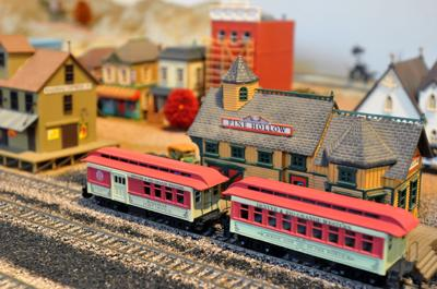 Model train display to open | News | indianagazette com
