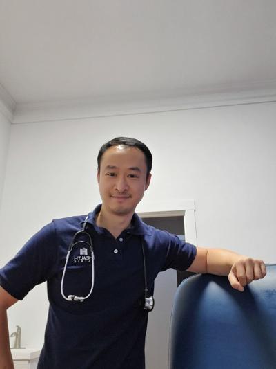 Dr. Timothy Wong