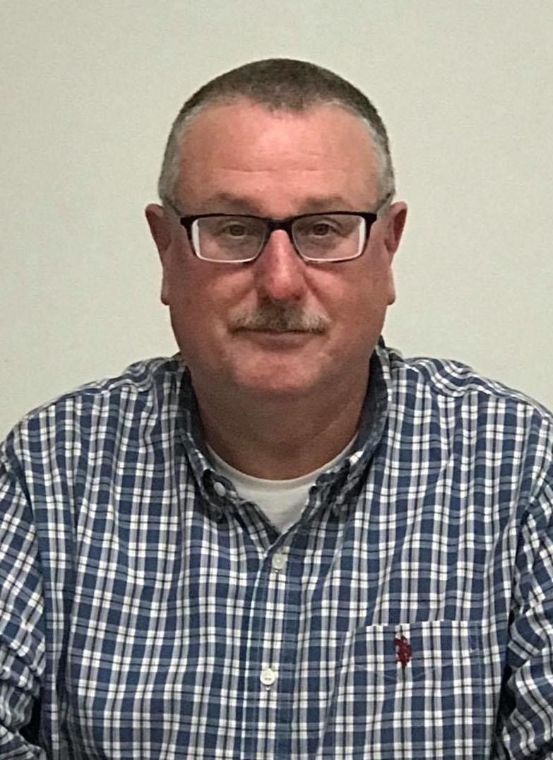 Blairsville Borough Manager Tim Evans