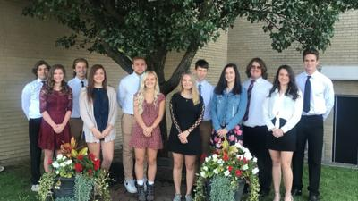 Purchase Line homecoming court