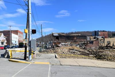 Northern Cambria fire aftermath